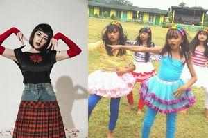 Nhóm nhảy Ponytail Girls cover đầy 'ngoạn mục' ca khúc 'Đóa hoa hồng' của Chi Pu