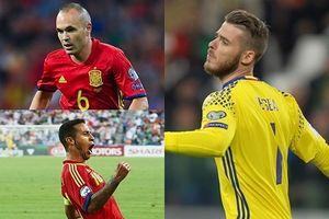 Số áo của ĐT Tây Ban Nha ở World Cup 2018: Sao Bayern được vinh danh