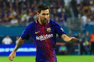 Top 10 VĐV thể thao kiếm tiền giỏi nhất năm 2017, Messi vượt Ronaldo