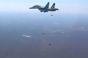 Không quân Nga quần thảo Idlib: Thổ đang ở đâu?
