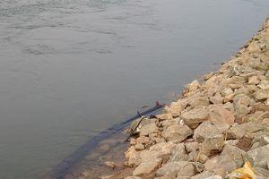 Chủ tịch UBND huyện Ba Vì: Sự việc đường ống hút cát công khai chạy trên địa bàn xã Tản Hồng hết sức nghiêm trọng