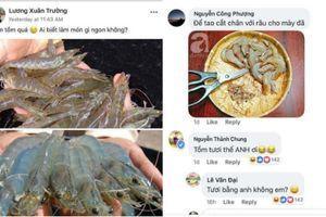 Xuân Trường 'thèm ăn tôm' gặp ngay đồng đội U23 Việt Nam 'siêu lầy'