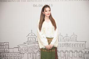Lý Nhã Kỳ được bổ nhiệm làm Lãnh sự danh dự Rumani