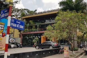 Di dời các cơ sở kinh doanh tại mương Phan Kế Bính