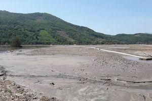 Thừa Thiên Huế: Bùn thải tập kết cận cảng Chân Mây, chưa xử lý gây ô nhiễm môi trường