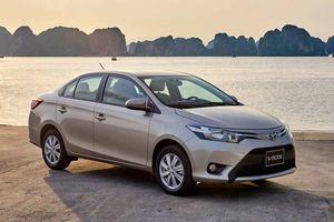 Toyota Vios - 'tượng đài giữ giá' một thời, bây giờ ra sao?
