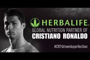 Herbalife Nutrition tiếp tục là nhà tài trợ dinh dưỡng chính thức của Cristiano Ronaldo