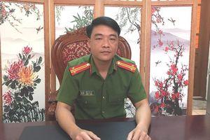 Trung tá Mẫn Văn Hiệp và những tên tội phạm ma túy nói tiếng Mông