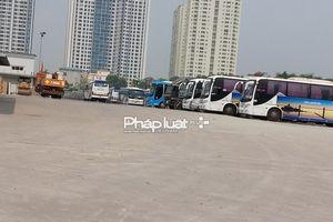 Hà Nội: Đất dự án hàng nghìn m2 biến tướng thành bãi xe, sân bóng...Phường không hay biết?