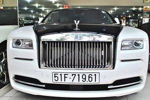 Rao bán Rolls-Royce Wraith chục tỷ của ông trùm cafe Việt