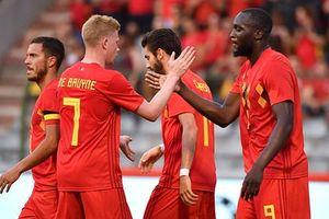 Tuyển Bỉ dự Wolrd Cup: Dàn hảo thủ khiến nhiều đội bóng ghen tị