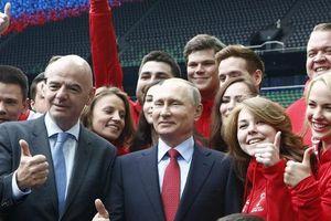 Đưa nước Nga vĩ đại trở lại: Tổng thống Putin đã 'giỏi' còn 'gặp may'?