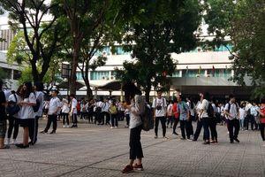 Thi vào lớp 10 ở Hà Nội: 152 thí sinh không làm thủ tục