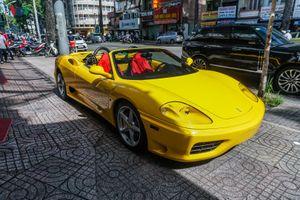 Ferrari 360 Spider được 'hồi xuân' khi về tay đại gia Sài Gòn
