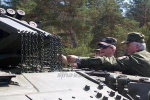 Giáp đặc biệt trên T-90M khó chặn đòn đánh của RPG-7