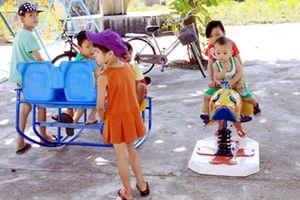 Đem lại mùa hè đúng nghĩa cho trẻ em