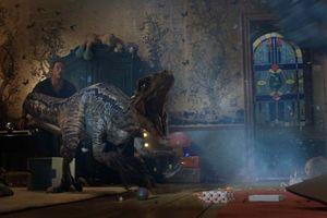Âm thanh và hình ảnh cứu vớt nội dung nhạt của 'Jurassic World: Fallen Kingdom'