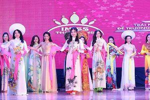 Khởi động cuộc thi tài sắc sinh viên iMiss Thăng Long 2018