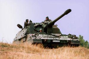 Soi sức mạnh đáng gờm của 'hoàng đế pháo binh' PzH-2000