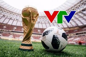 CHÍNH THỨC: VTV có bản quyền World Cup 2018