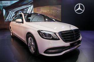 Mercedes-Benz Việt Nam trình làng S-Class mới, giá từ 4,2 tỷ đồng