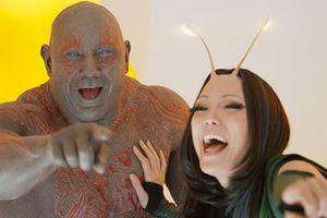 Fan chế poster vì muốn Marvel thực hiện phim riêng: 'Drax - Người tàng hình'