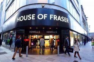 Tập đoàn bán lẻ House of Fraser của Anh đóng cửa 1/2 số cửa hàng
