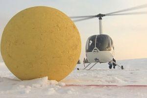 Đi đánh golf 'sang chảnh' bằng trực thăng ở Nga