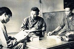 Nhà văn Nam Hà và bài thơ vỡ lòng của tôi