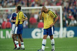 Cơn động kinh của Ronaldo 'béo' và bí ẩn lớn nhất lịch sử World Cup