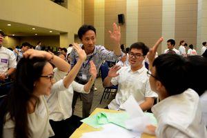 56 sinh viên đầu tiên của Trường ĐH Fulbright Việt Nam