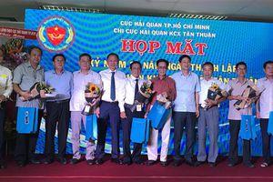 Hải quan KCX Tân Thuận: 25 năm đồng hành cùng các doanh nghiệp FDI