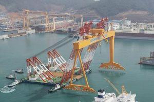 Daewoo Shipbuilding nhận được tổng đơn hàng 3 tỷ USD