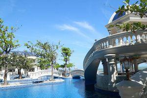 'Thiên đường Santorini' đẹp ngây ngất giữa lòng Đà Nẵng