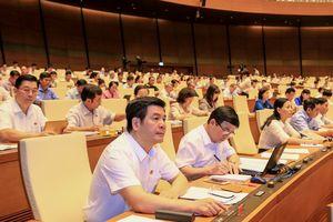 Quốc hội thông qua nhiều luật trong tuần bế mạc