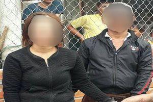 Vợ chồng đi bốc thuốc bị vây giữ vì nghi bắt cóc trẻ em