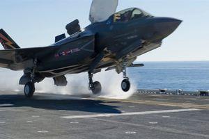 Phi công Mỹ chỉ khoảnh khắc duy nhất hạ F-35