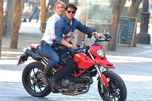 Dàn xe môtô phân khối lớn sát cánh cùng tài tử Tom Cruise