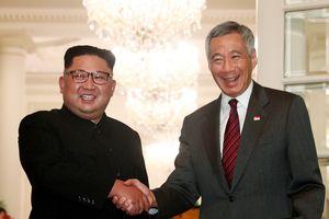 Lãnh đạo Kim Jong-un cảm ơn Thủ tướng Lý Hiển Long về tổ chức thượng đỉnh Mỹ-Triều