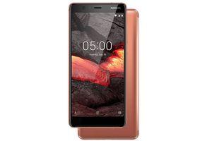 Chi tiết Nokia 5.1: Vỏ nhôm nguyên khối, màn hình FullView, giá 5 triệu