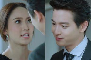 Phim ngược của James Jirayu và Taew Natapohn thả thính cực nặng: 'Nếu cô tát thì tôi sẽ hôn cô đấy'
