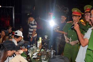 Phát hiện số lượng lớn ma túy tổng hợp bên trong quán bar ở Huế