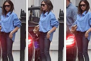 Bà xã David Beckham xuất hiện mệt mỏi, căng thẳng giữa tin đồn ly hôn