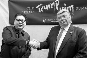 Trump 'giả', Kim 'giả' họp thượng đỉnh