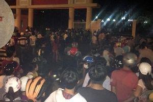 Nhiều đối tượng bất hảo trong vụ gây rối tại Bình Thuận