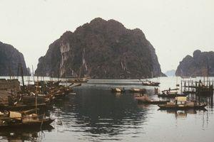 Loạt ảnh màu cực quý về Quảng Ninh năm 1973-1974