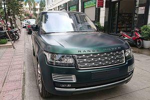Đại gia Hải Phòng tậu Range Rover SVAutobiography màu độc 22 tỷ