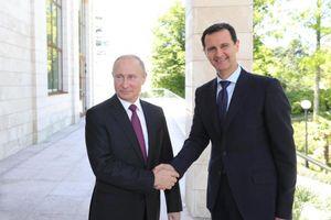 Tổng thống Syria tuyên bố không là 'bù nhìn' của Nga