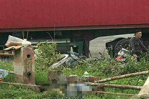 Vụ tài xế taxi tử vong bên đường: Nạn nhân được xác định bị sát hại