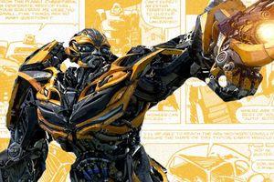 Bumblebee - Robot đầu tiên trong 'Transformers' có phần ngoại truyện